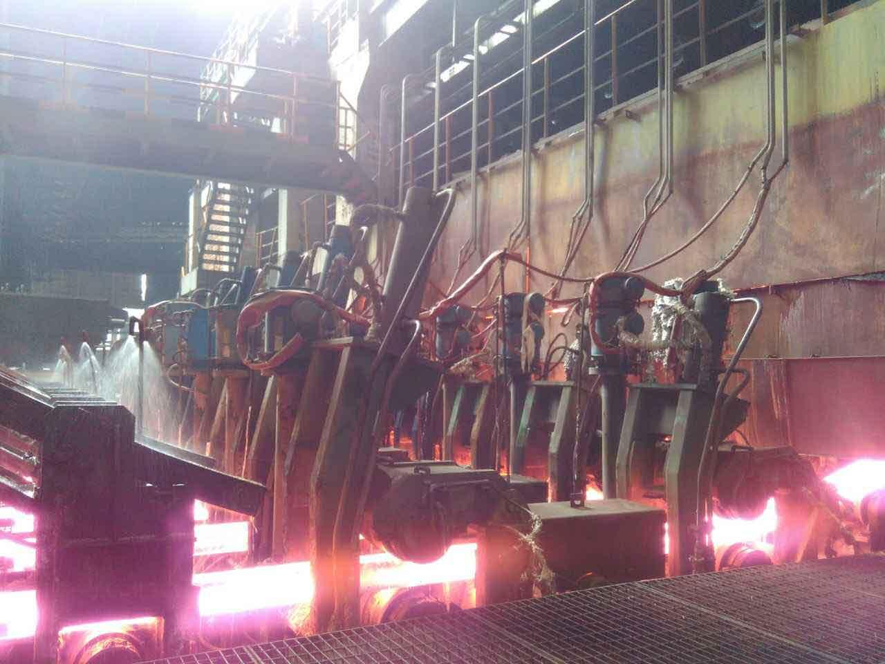 Application in steel